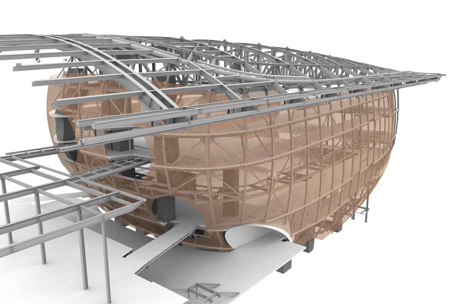 EMPAC - Hull and Roof Coordination Model